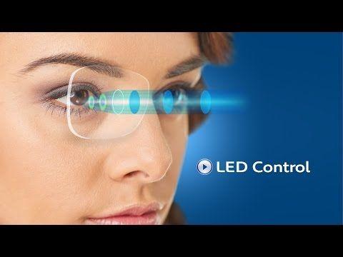 Zaawansowana ochrona oczu. Soczewki LED Control już dostępne w sprzedaży. | Okularownia.pl
