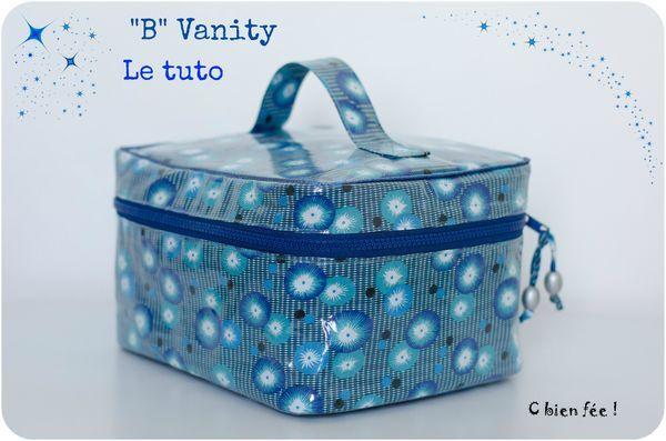Un vanity proposé par C bien fée ! On valide à 100% !   Pour le tuto c'est par ici : http://makeri.st/tuto-vanity