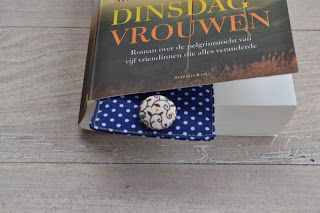 Koekje Haakje Maak Je: Tutorial boekenlegger oftewel handleiding bladwijzer