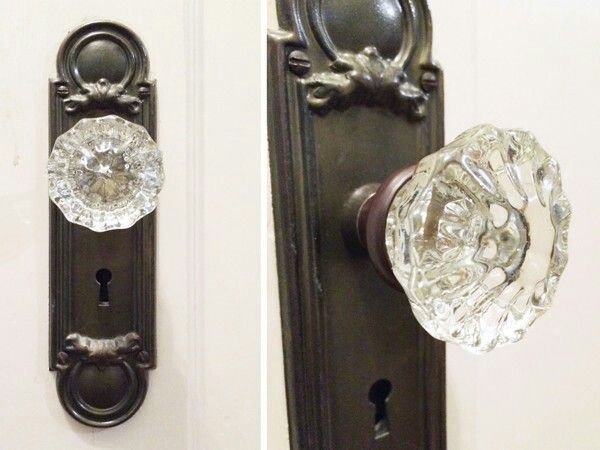 53 Best Vintage Glass Door Knobs Images On Pinterest Glass Door