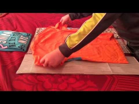 17 mejores ideas sobre doblar la ropa en pinterest - Marie kondo doblar ropa ...