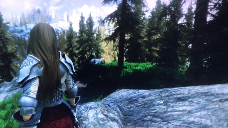 Start playing Skyrim last week Been enjoying every last moment of it #games #Skyrim #elderscrolls #BE3 #gaming #videogames #Concours #NGC