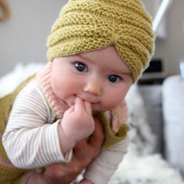 Cute baby Turban: some dangerous stuff right here, makes me want another baby! :): Crochet Baby Turban, Babies, Baby Girl, Baby Knits, Turbans, Baby Crochet, Baby Gift, Baby Stuff