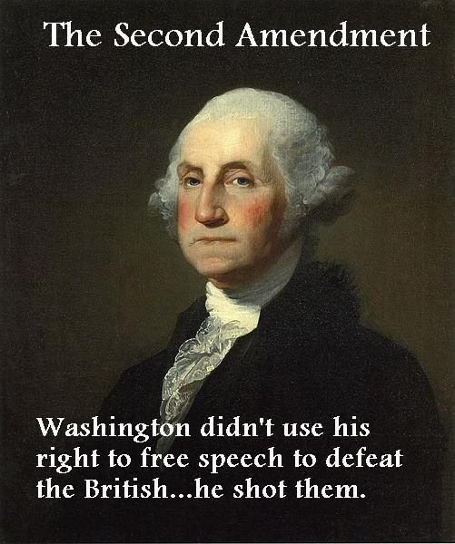 George Washington Famous Quotes During American Revolution: 78 Best Images About 2nd Amendment On Pinterest