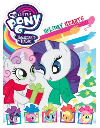 Join Twilight Sparkle, Spike, Pinkie Pie, and Applejack, they embark on six exciting adventures sure to put you in the holiday spirit!