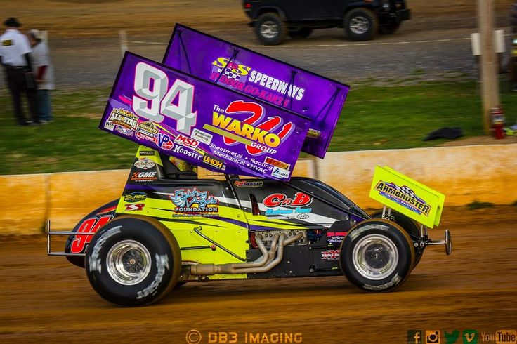 147 best sprint cars images on pinterest race cars for Dirt track race car paint schemes