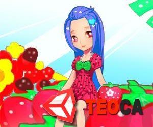 Strawberry Gal Dress Up