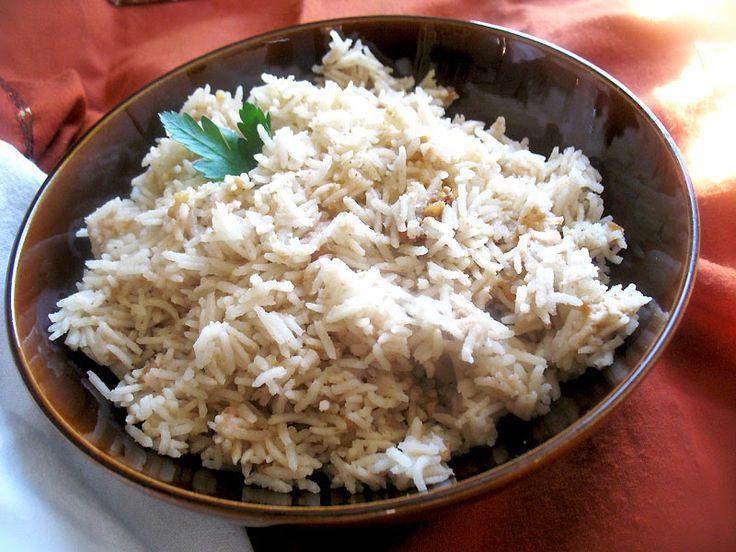 African peanut butter rice