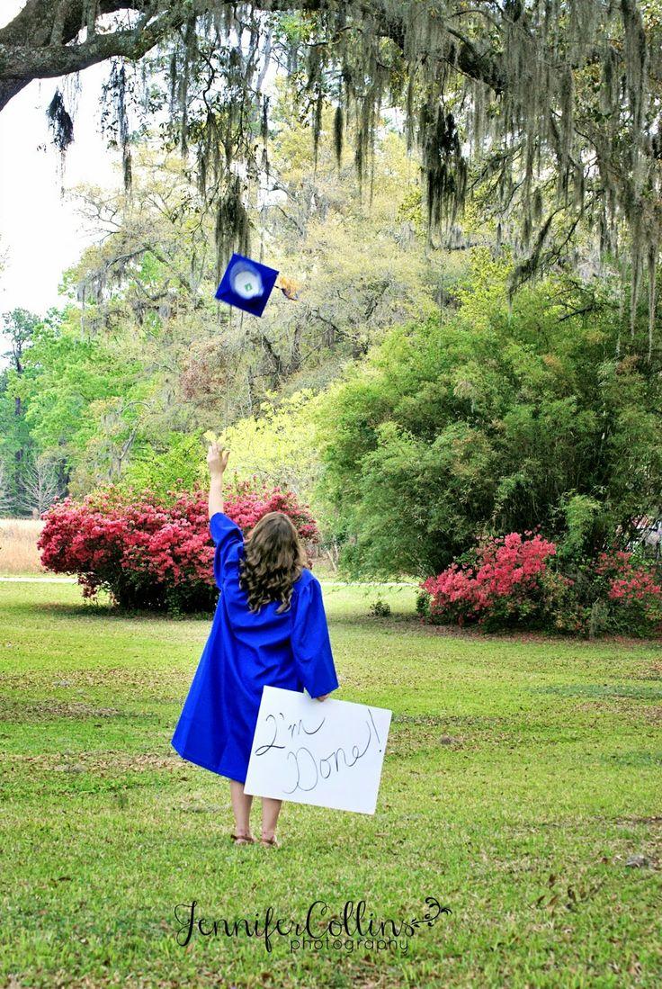 Graduation / Senior Photography | Jennifer Collins Photography • Florence SC
