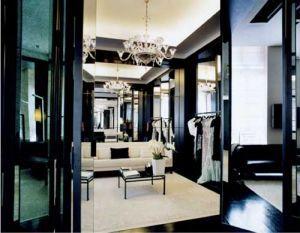 Luscious bedroom dressing room walk-in wardrobe design - Chanel.jpg