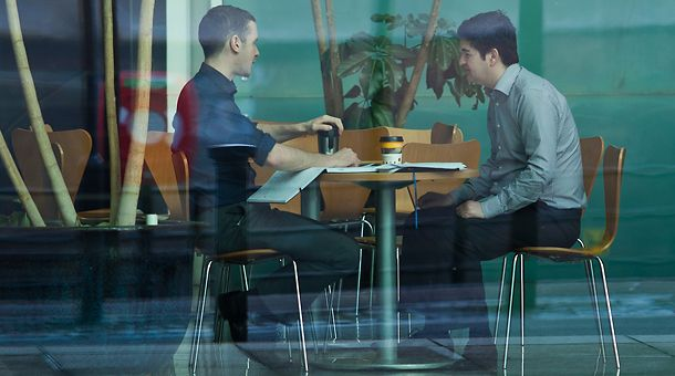Why You Need To Take 50 Coffee Meetings | Fast Company | Business + Innovation