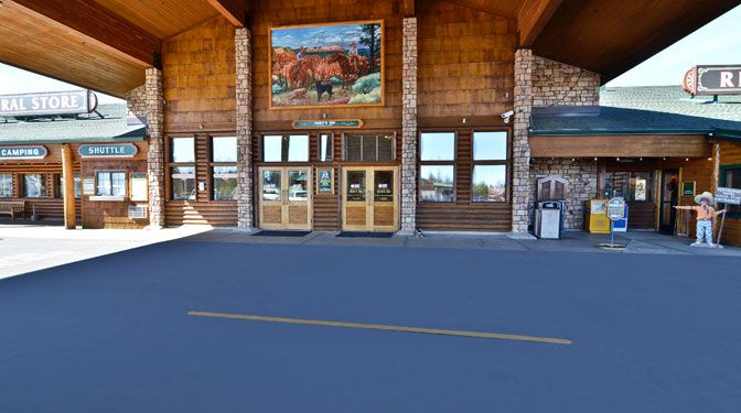 Bryce Canyon Hotel Pictures | Photos of Bryce Canyon Motels