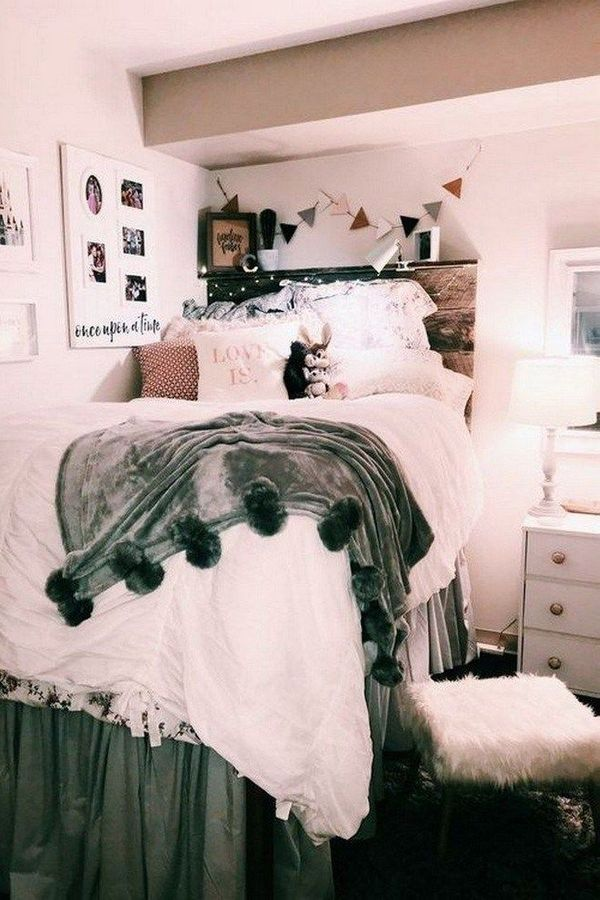 Bedroom Dormitory House College Bed Sheet Bedding In 2020 Dorm