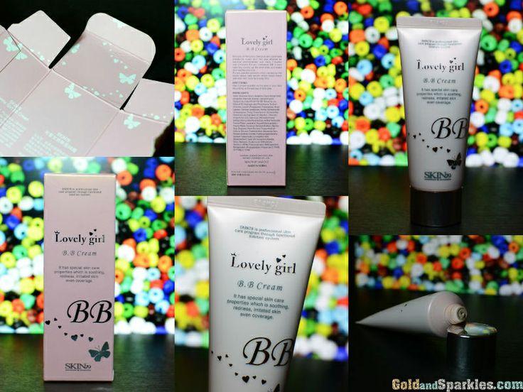 http://www.goldandsilversparkles.com/2014/01/skin79-lovely-girl-bb-cream.html #bbcream #makeup #blogger #skin79 #bbloger #beautyblogger