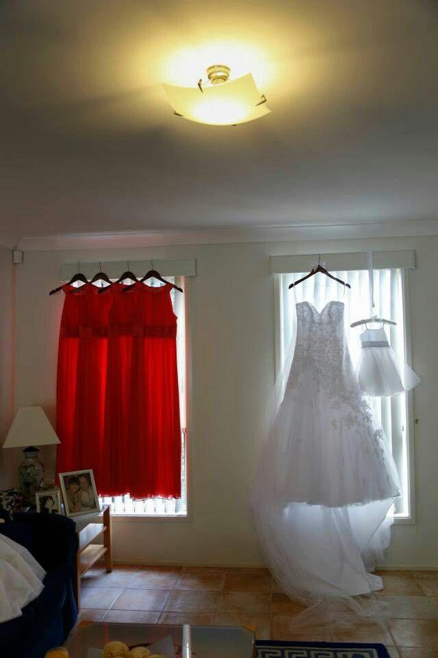 #bride#flowergirl#bridesmaid#dresses♡