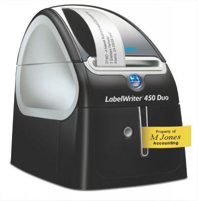 Dymo / LabelWriter 450 Duo PC Bağlantılı Etiket Yazıcı