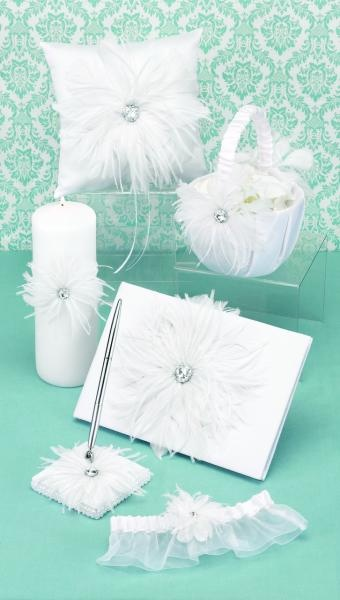 Feathered Wedding Flair Collection
