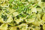 Pasta met spinazie en boursin recept op MijnReceptenboek.nl