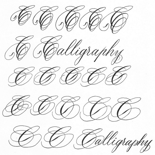 Best calligraphy flourish images on pinterest