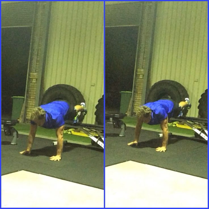 Bulletproof your shoulders. Decline Single Leg Scap Push-Up. Incorporate before heavy pressing or just use as a stand alone movement. #pushupproject365 #rawfast