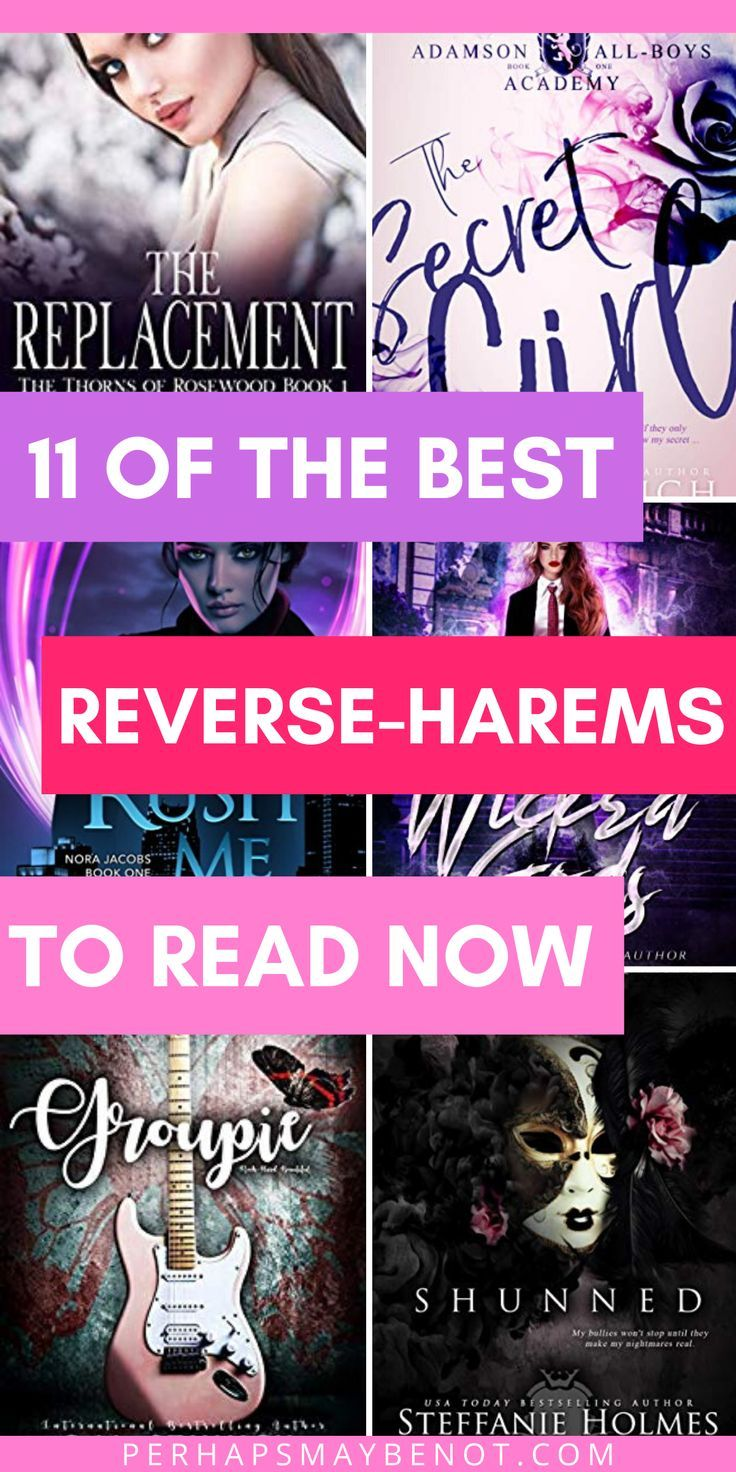 16 Best Reverse Harem Books To Read Now Perhaps, Maybe
