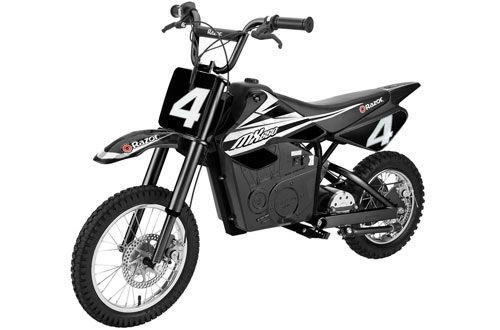 Steel Electric Dirt Rocket Motor Bike for Kids