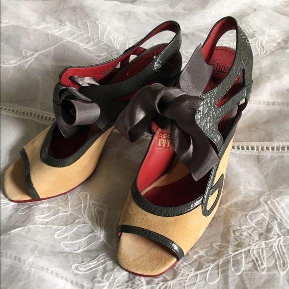 John Fluevog Shoes - John Fluevog  heels