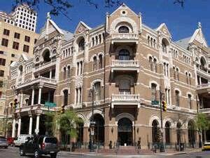 The Driscoll Hotel in Austin,  TX