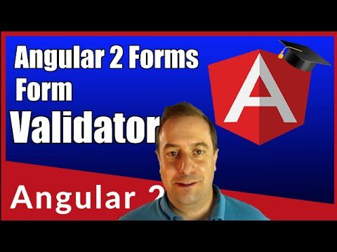 In this tutorial we are going to learn exactly why Angular 2 provides us with a complete framework module to help us build forms. Forms seem deceivingly simp...