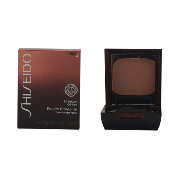 Shiseido - BRONZER oil-free powder 02 medium naturel 12 gr Shiseido 36,65 € https://shoppaclic.com/trucco-e-basi/6177-shiseido-bronzer-oil-free-powder-02-medium-naturel-12-gr-0730852107403.html