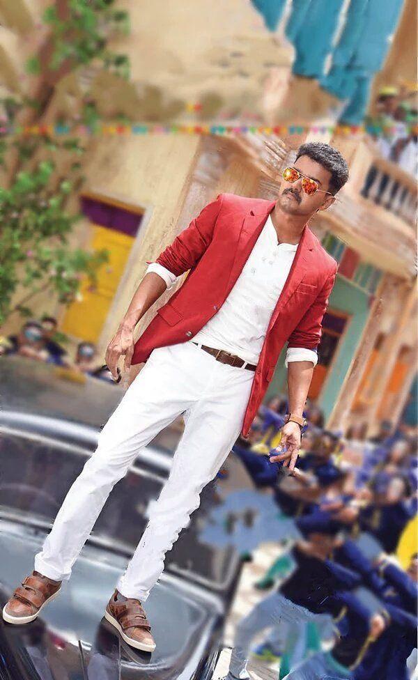 Vijay's Theri Movie HD Stills
