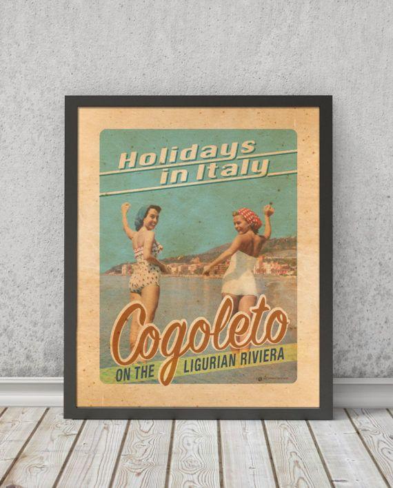 Cogoleto | STAMPA | Vimages - Immagini Originali in stile Vintage