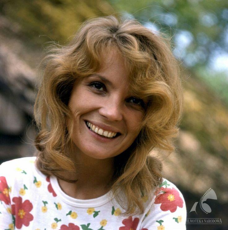 Aktorka lat 70 Daleko od szosy Irena Szewczyk (Ania)