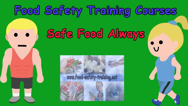 Food Safety Training Courses Safe Food Always