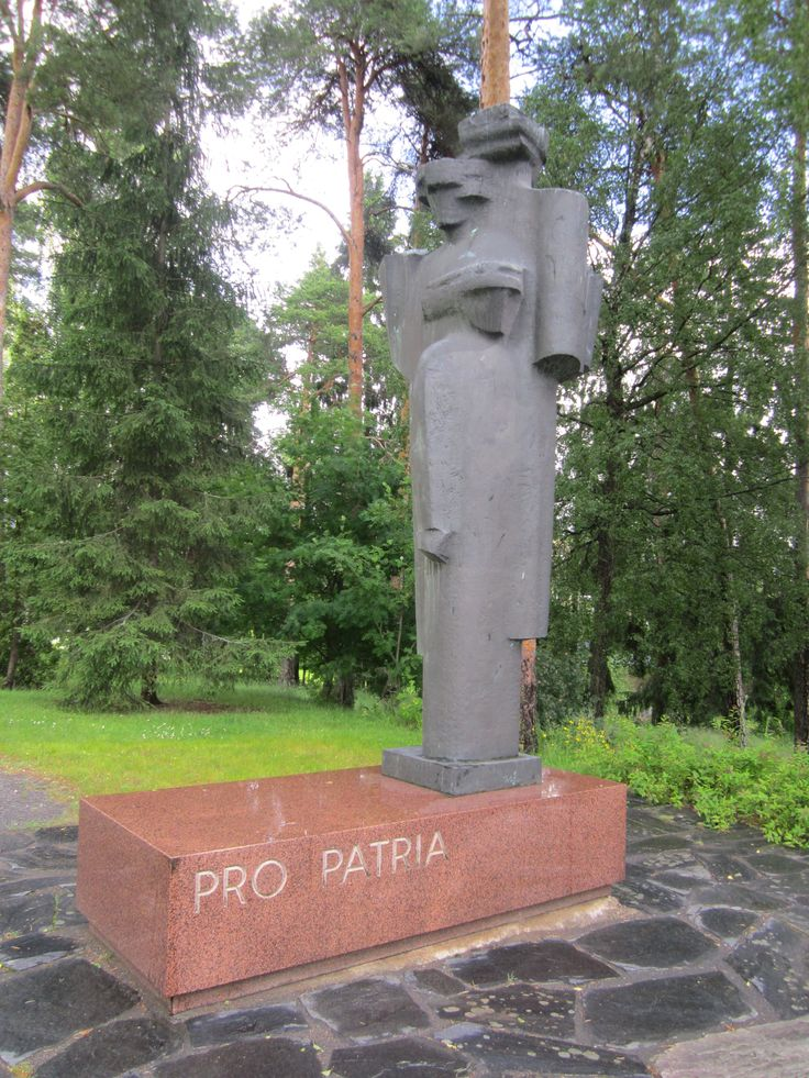 Pro Patria ortodoksisella hautausmaalla