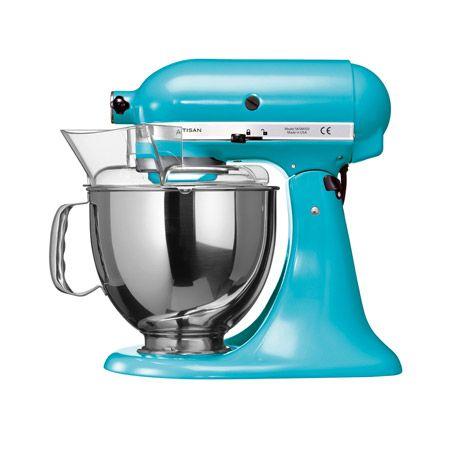 Pour Jouer A La Cheffe Kitchenaid Turquoise Chf  Chez Globus Whishlist Pinterest Turquoise Friends And Kitchenaid