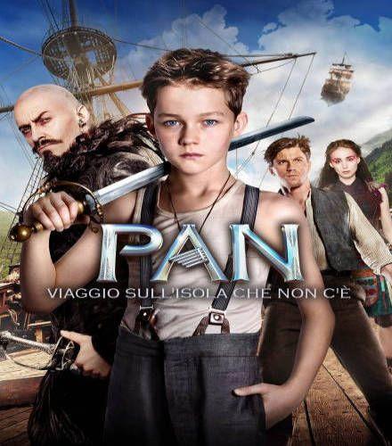 In prima visione TV questa sera su Canale 5, il film d'animazione 'PAN - Viaggio sull'isola che non c'è'. Le origini della storia di Peter Pan.
