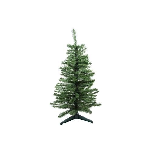 3' Two-Tone Balsam Fir Artificial Christmas Tree - Unlit