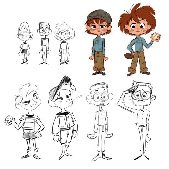 Disney Character Design Internship : Best images about chara design on pinterest