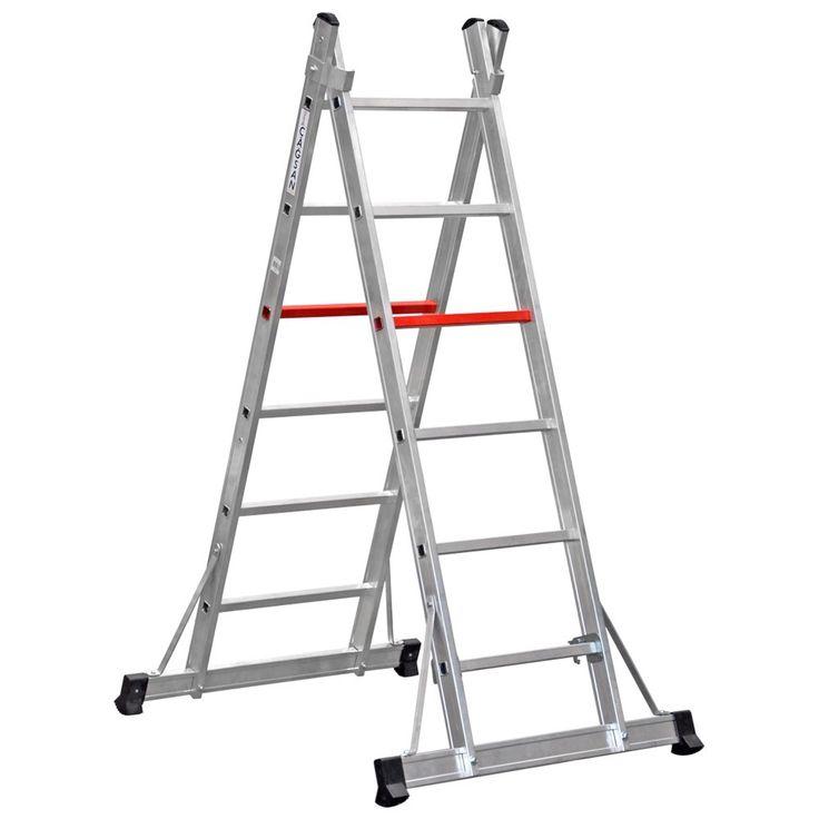 19 best Ladder images on Pinterest Ladders, Aluminium scaffolding - bombe de peinture aluminium