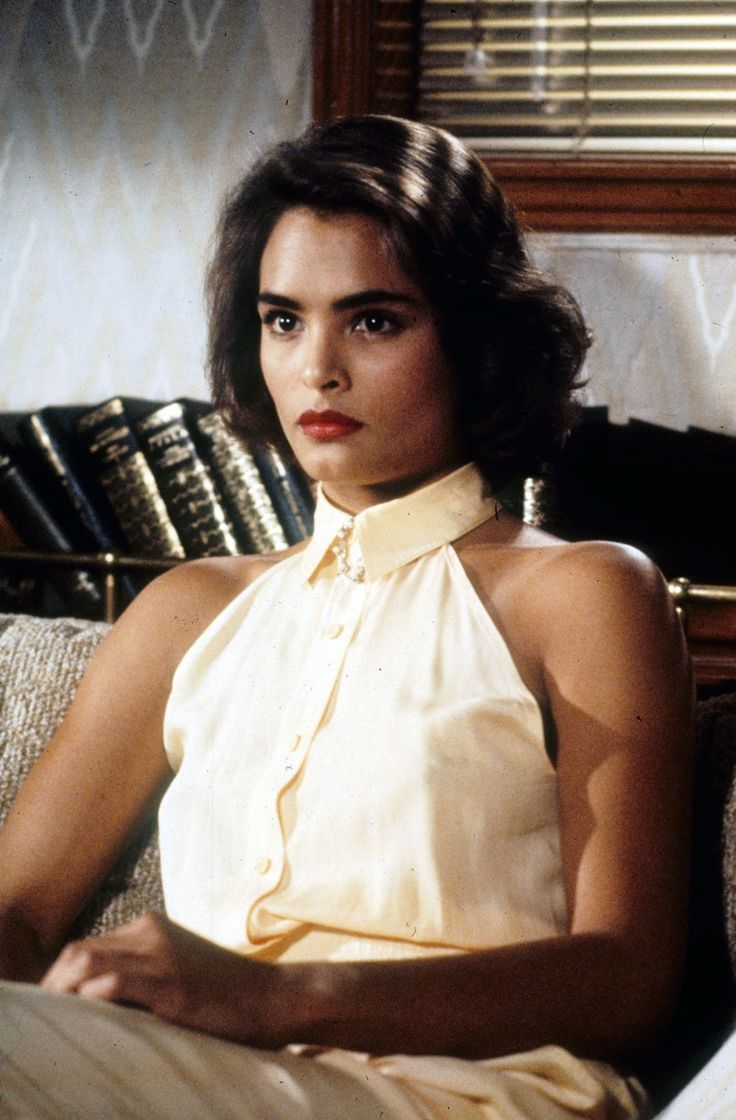Talisa Soto in Licence to Kill, 1989