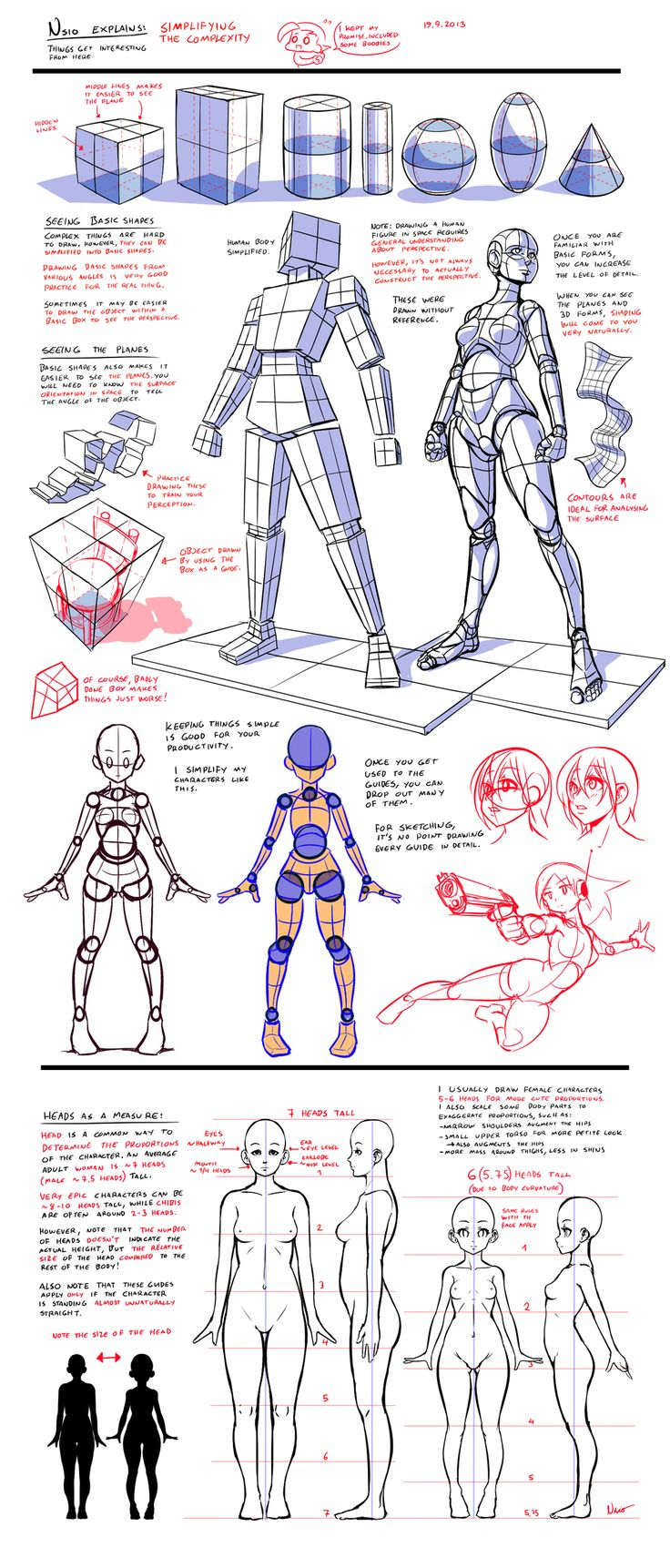 Nsio explains: Simplifying the Complexity by Nsio.deviantart.com on @DeviantArt