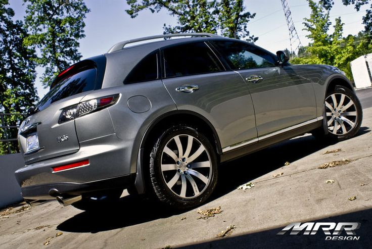 2013 Cadillac Escalade For Sale >> INFINITI FX35 MRR HR4 WHEELS ... | carrs | Pinterest | Wheels