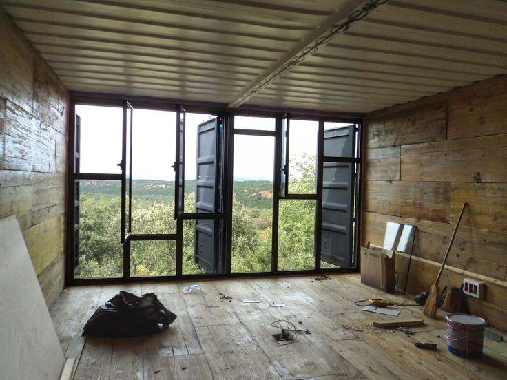 blog sobre sostenible y madera vivir en el campo