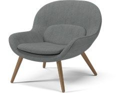 Armchair - Comfortable and elegant armchairs in leather and fabric - Bolia