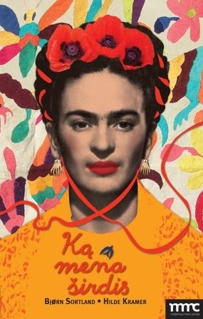 "Bjørn Sortland ir Hilde Kramer ""Ką mena širdis"" - a new book by Modern Art Center - http://mmcentras.lt/?id=46=lt"