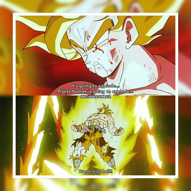 saiyan arc - freeza arc was dragon ball z at it's best _ 》 Dragon Ball Z Episode 106 _ #孫悟空™ #インスタグラム™ ___________________________  #Naruto #NarutoShippuden #OnePiece #DragonBall #DragonBallZ #DragonBallKai #DragonBallGT #DragonBallSuper #Anime #Manga #ドラゴンボールZ #ドラゴンボール #ドラゴンボール超