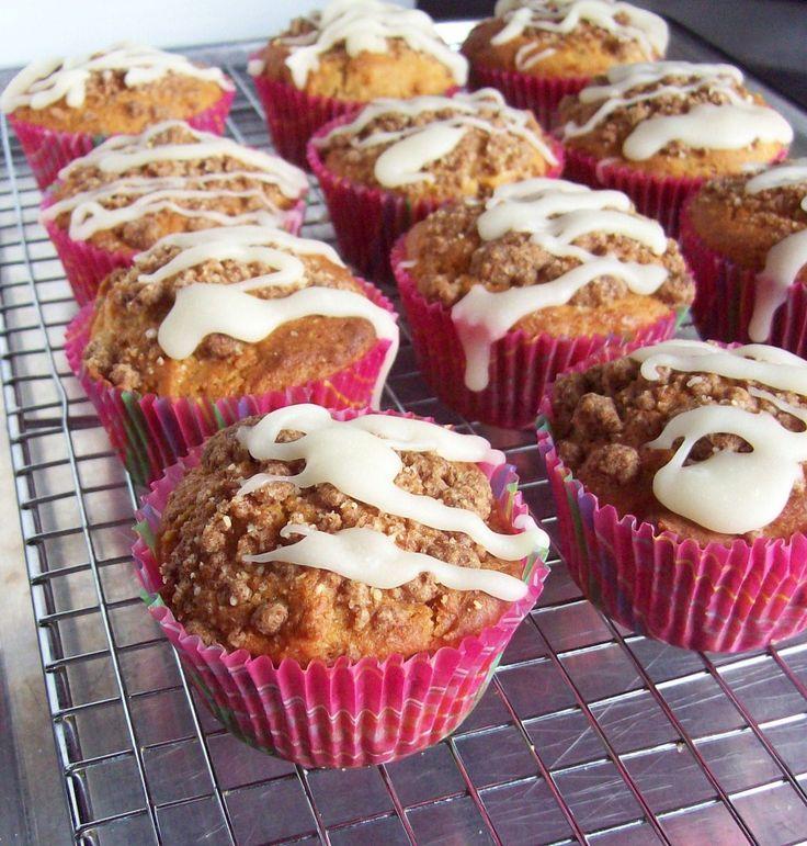 Cinnamon Crumb Cake Muffins