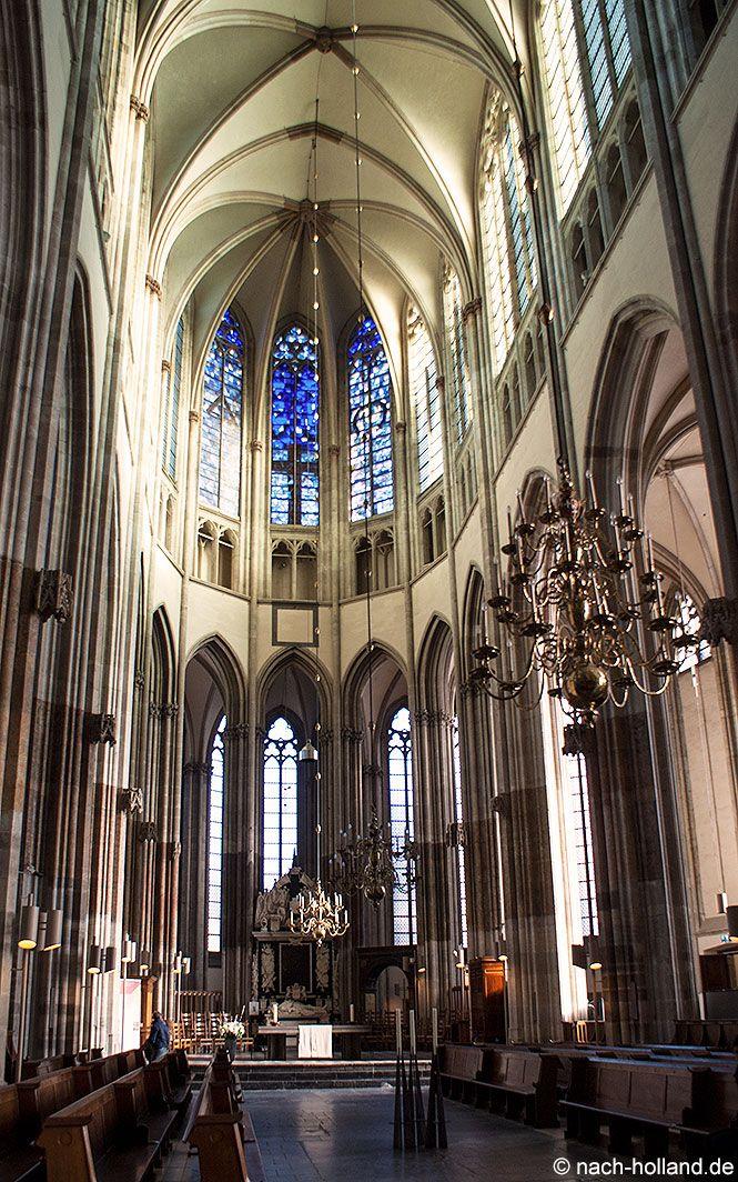 Wunderschön und beeindruckend - der Chorraum im Dom von #Utrecht