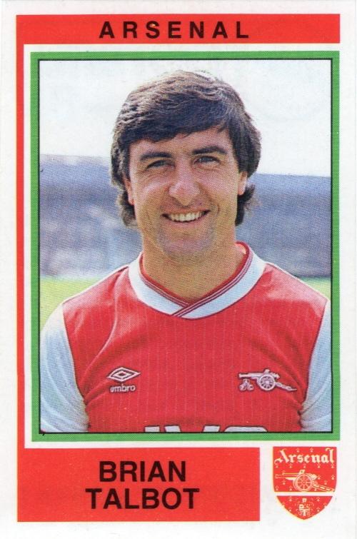 017 - Brian Talbot (Arsenal)